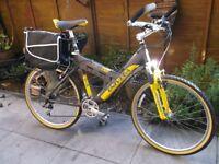Vintage Univega Flyte 750 USA Mountain bike. Rare