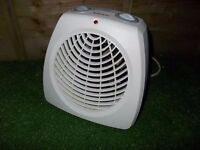 Dimplex portable hot and cold air fan heater 3 setting