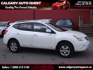 2013 Nissan Rogue S ALL WHEEL DRIVE / EASY FINANCING AVAILABLE
