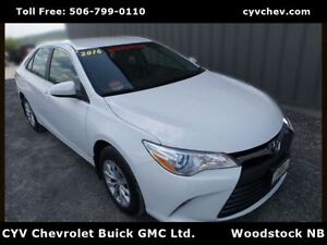2016 Toyota Camry LE - $10/Day - Touch Screen & Rear Camera