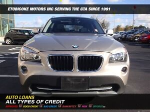 2012 BMW X1 LEATHER/ PANORAMIC ROOF...