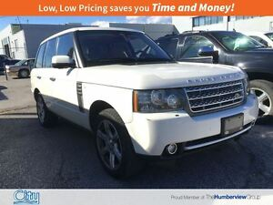 2010 Land Rover Range Rover SUPERCHARGED/AUTOBIOGRAPHY EDT.