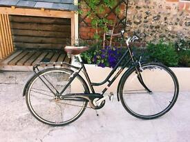 Probike Vintage Ladies Urban Bicycle