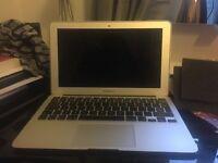 "MacBook Air 11"" 2014/2015 128ssd, 4gb ram, 1.4 processor microsoft office original charger"