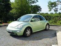2001 volkswagon beetle