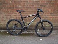 Cannondale Trail mountain bike
