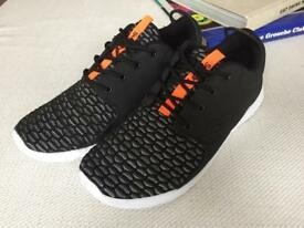 mens Trainers superdry knit
