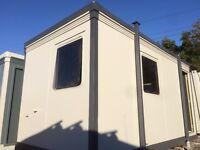 16 x 8ft Site Office /Jack Leg/ Site Canteen/ Portable Buildings /Cabin/ Good look /