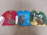 Age 2-3 Gruffalo tops