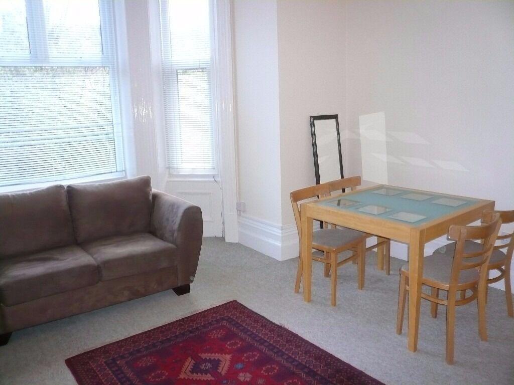 Swiss Cottage Stunning ground floor studio flat close to tube. Vacant 4.1.17