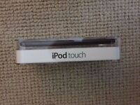 iPod touch 6th gen in grey with warranty