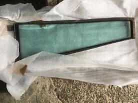 RANGE ROVER CLASSIC Rare steering column HALF cowling
