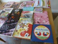 Patchwork & Quilting Books & Magazines