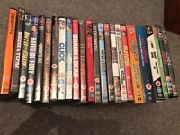 24 x DVD's in good condition