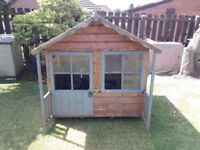 Kids Wooden Play House for sale