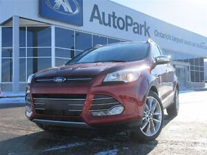 2016 Ford Escape SE| 4WD| Heated Leather Interior|