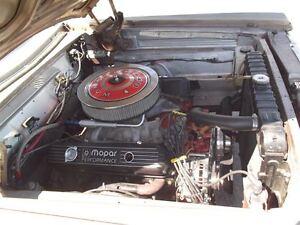1965 Dodge Coronet 440,ORIGINAL USA, GARAGE KEPT!! Kitchener / Waterloo Kitchener Area image 12