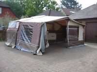 Pennine Pullman Folding Camper / Trailer Tent / Excellent Condition (Conway) - MUST BE SEEN