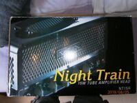 Vox Night train amp