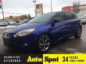 2013 Ford Focus SEL/LOADED!/FULL-EXTENDED-COMPREHENSIVE EXT. WAR