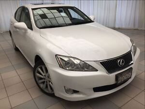 2009 Lexus IS 250 Leather Package: Fully Serviced, 2 Sets of Tir