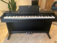 Yamaha YDP-143R Digital Piano in Dark Rosewood Finish