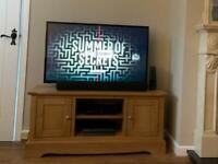 Dunelm solid oak tv cabinet