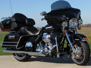 2012 harley-davidson Electra Glide Ultra Limited   $4,500 in Opt