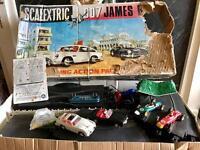 vintage james bond scalextric £1399