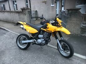 Yamaha xt mz baghira 660