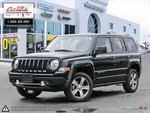 2016 Jeep Patriot HIGH ALTITUDE *4WD, LEATHER, SUNROOF*