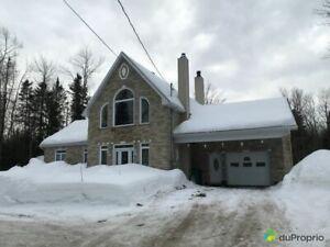 289 000$ - Maison à un étage et demi à vendre à Val-Alain