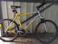 SERVICED GIANT ALUMINIUM BIKE - FREE DELIVERY TO OXFORD!