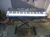 Casio music keyboard ctk-2400