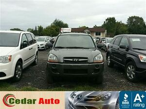 2009 Hyundai Tucson GL - Local Trade - Managers Special