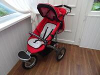 Babystyle twister pushchair