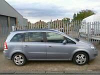 2010 (60 reg) Vauxhall Zafira 1.7 TD ecoFLEX🔶🔷🔶DIESEL🔶🔷🔶6-SPEED🔶🔷🔶7-SEATS🔶🔷🔶