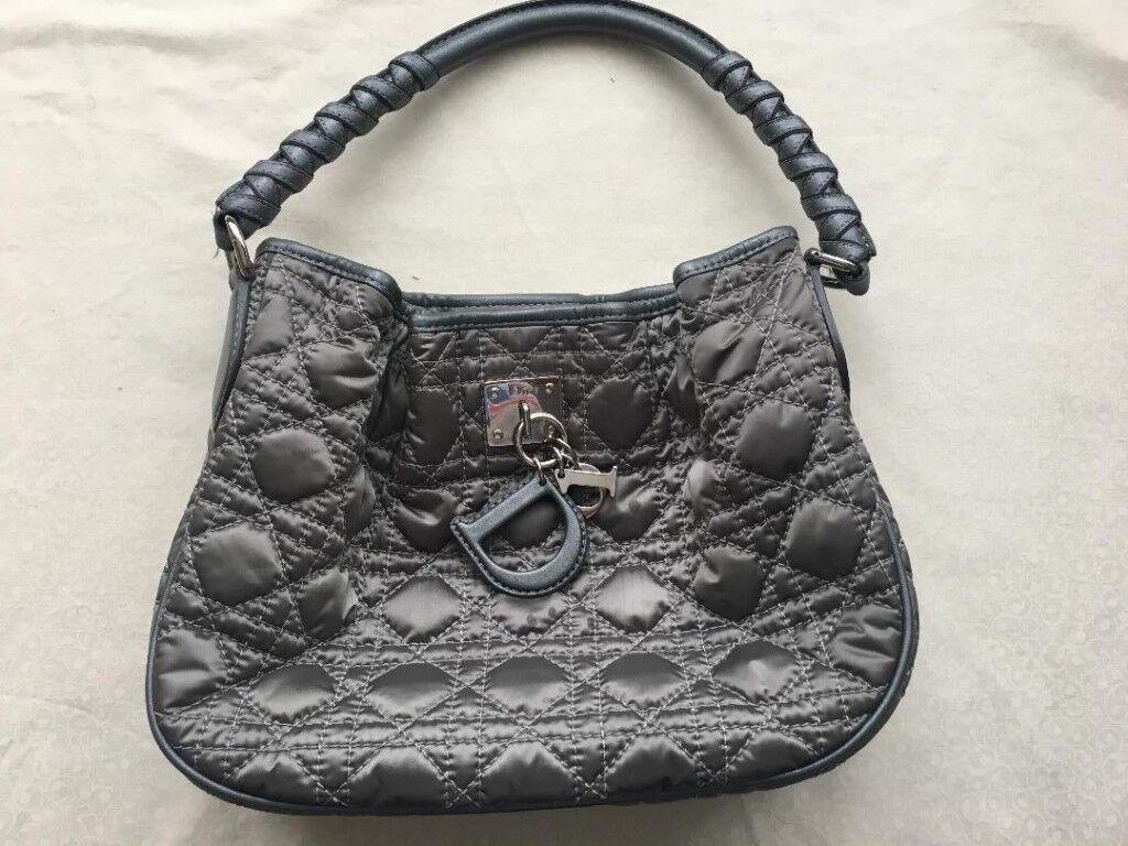 Dior Quilted Handbag
