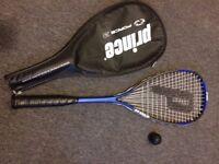 Prince TF Attack Squash Racket