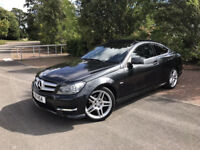 2011 Mercedes C220 CDI AMG Sport Coupe