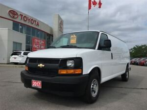 2017 Chevrolet Express 2500|Long Wheel Base