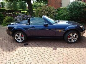 MX5 2007 33k immaculate condition 2007