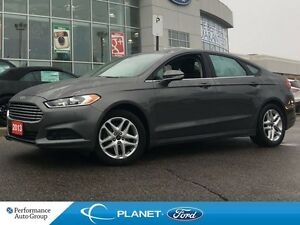 2013 Ford Fusion SE 4 CYLINDER ECOBOOST HEATED MIRRORS