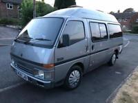Vauxhall midi motorhome camper
