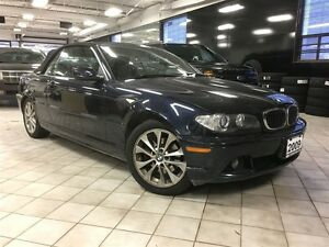 2006 BMW 3 Series 325Ci Trade in with Car Proof Verified, Fully