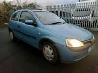 CORSA 1.2 AUTO - VERY LOW MILES - LONG MOT - PX BARGAIN TO CLEAR