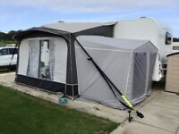 Awning bedroom