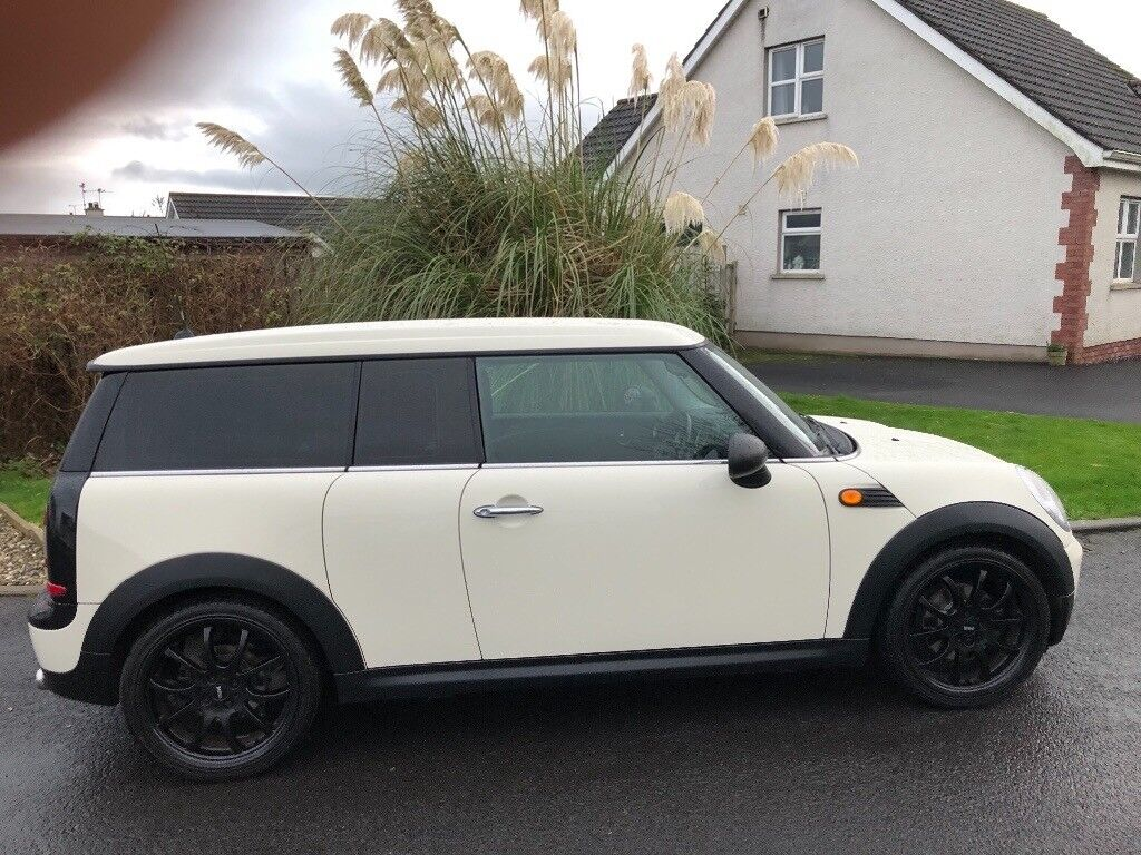 2009 Mini Clubman One 14 Cc In Coleraine County Londonderry