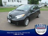 2014 Nissan Versa Note 1.6 SV, Auto / Air, 33 Km, Warranty