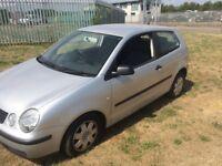 2004 VW POLO IDEAL FIRST CAR